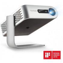 ViewSonic Projektor WVGA - M1 (LED, 250LL, 3D, HDMIx1, USB-C, mSD, 3Wx2 Harman, 4000mAh, ,30 000h)