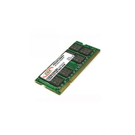CSX ALPHA Memória Notebook - 1GB DDR (400Mhz, 64x8)