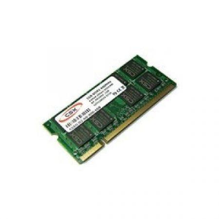 CSX Memória Notebook - 4GB DDR3 (1333Mhz, 512x8)