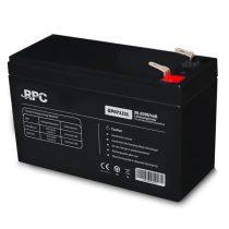 NJOY Akkumulátor - GP07121L (12V/7Ah, T1/F1, zárt, gondozás mentes, AGM)