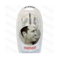 MAXELL Fülhallgató EB-98, 3.5mm jack, Kék