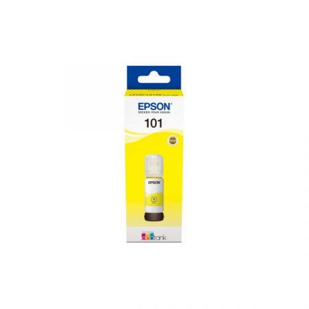 EPSON tintatartály (patron) 101 EcoTank Sárga