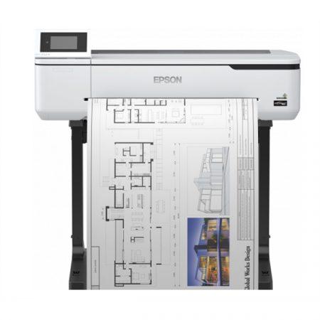 EPSON Tintasugaras Plotter - SureColor SC-T3100 (A1, színes, 2400x1200 DPI, USB/LAN/Wifi/Wifi direct)
