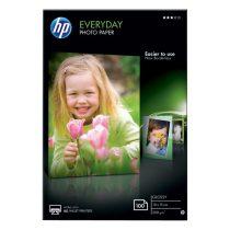 HP Fotópapír EVERYDAY 10*15/100, 200g/m2