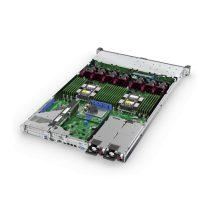 HPE rack szerver ProLiant DL360 Gen10, Xeon-S 8C 4208 2.1GHz, 16GB, NoHDD 4LFF, S100i NC, 1x500W