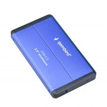 "Gembird EE2-U3S-2-B 2,5"" Hard Drive Enclosurer Blue"