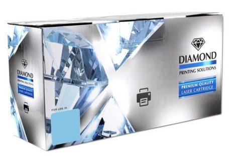 Diamond CE401A/CE251A Cyan utángyártott toner