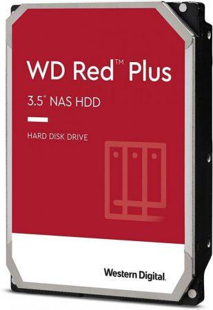Western Digital 10TB 7200rpm SATA-600 256MB Red Plus WD101EFBX