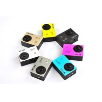 SJCAM SJ4000 WiFi akciókamera piros
