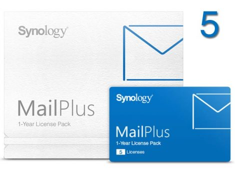 MailPlus license pack - 5