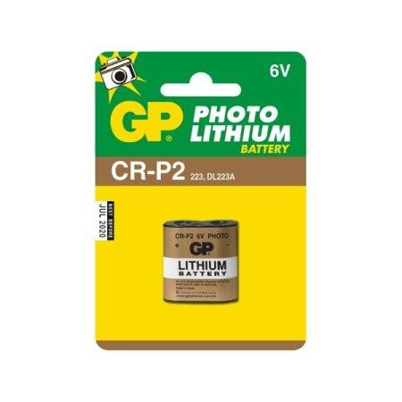 GP CR-P2 (EL223AP, DL223A) Lithium fotó elem