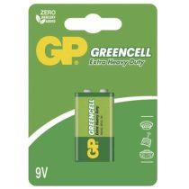 GP Greencell 9V, 1604G elem 1db/blister