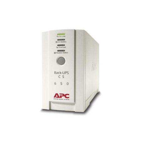 APC BACK UPS 650VA szünetmentes tápegység