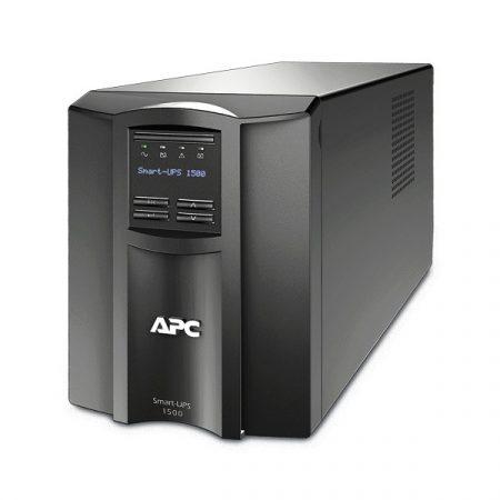 APC SMART 1500VA LCD szünetmentes tápegység