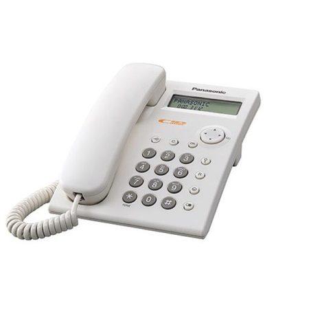 Panasonic KX-TSC11HGW hívóazonosítós fehér vezetékes telefon