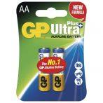 GP Ultra Plus AA (LR6) ceruza elem 2db/bliszter