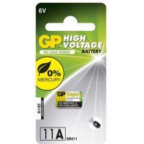GP High Voltage alkáli 11AF speciális elem 1db/bliszter