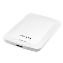 """ADATA AHV300 2,5"""" 1TB USB3.1 fehér külső winchester"""