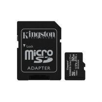 Kingston 32GB SD micro Canvas Select Plus (SDHC Class 10 A1) (SDCS2/32GB) memória kártya adapterrel