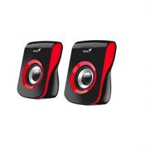 Genius SP-Q180 fekete-piros USB hangszóró