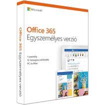 Microsoft Office 365 Personal (Egyszemélyes) P6 HUN 1 Felhasználó 1 év dobozos irodai programcsomag szoftver