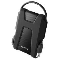 """ADATA AHD680 2,5"""" 1TB USB3.2 ütésálló fekete külső winchester"""