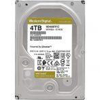 "Western Digital 3,5"" 4000GB belső SATAIII 7200RPM 256MB Gold WD4003FRYZ winchester"