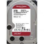 "Western Digital 3,5"" 3000GB belső SATAIII 5400RPM 256MB RED WD30EFAX winchester 3 év"