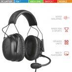 Trust GXT 444 Wayman Pro gamer fejhallgató headset