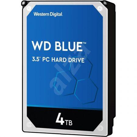 "Western Digital 3,5"" 4000GB belső SATAIII 5400RPM 256MB Blue WD40EZAZ winchester"