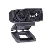 Genius Facecam 1000X_V2 fekete webkamera (új csomagolás)