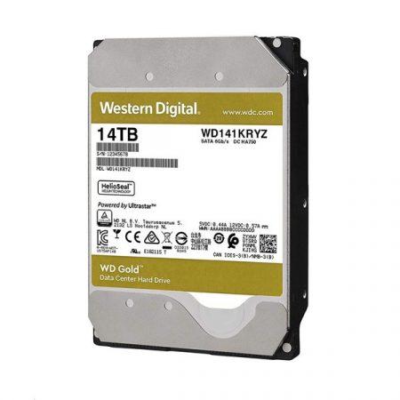"Western Digital 3,5"" 14000GB belső SATAIII 7200RPM 512MB Gold WD141KRYZ winchester"