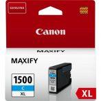Canon PGI-1500 cián XL tintapatron