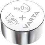 Varta 357101111 V357 (SR44) gombelem 10db/csomag