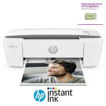 HP DeskJet 3750 tintasugaras multifunkciós Instant Ink ready nyomtató