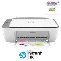 HP DeskJet 2720E tintasugaras multifunkciós Instant Ink ready nyomtató