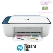 HP DeskJet 2721E tintasugaras multifunkciós Instant Ink ready nyomtató