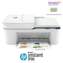HP DeskJet Plus 4130E tintasugaras multifunkciós Instant Ink ready nyomtató