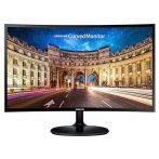 """Samsung 23,5"""" C24F390FHR LED HDMI ívelt kijelzős monitor"""