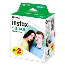 Fujifilm Instax Square fényes (10x2/doboz) 20 db képre film