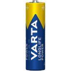 Varta 4906121412 Longlife Power AA (LR6) alkáli ceruza elem 2db/bliszter
