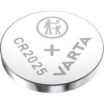 Varta 6025112401 CR2025  lítium gombelem 1db/bliszter