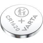 Varta 6620112401 CR1620 lítium gombelem 1db/bliszter