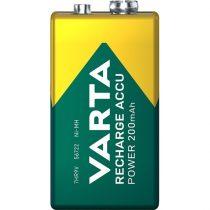 Varta 56722101401 Power Accu 1x9V 200 mAh R2U